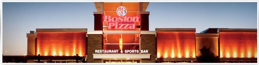 boston pizza logg