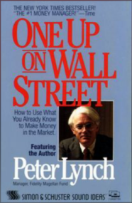 On up the wallstreet_Peter Lynch